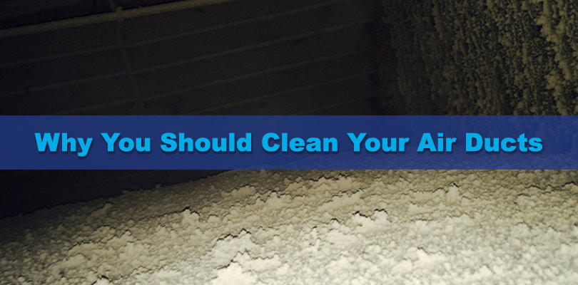 why clean air ducts